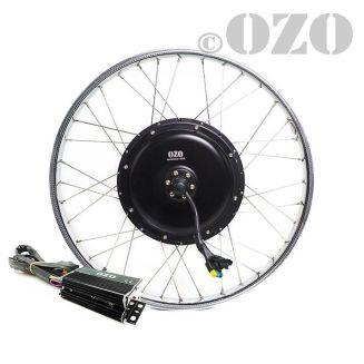 Kit Solex moteur roue arrière électrique 19 pouces 1500W sans batterie