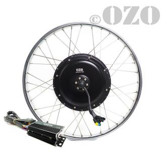 Solex electric rear wheel motor kit 19 inches 1500W without battery