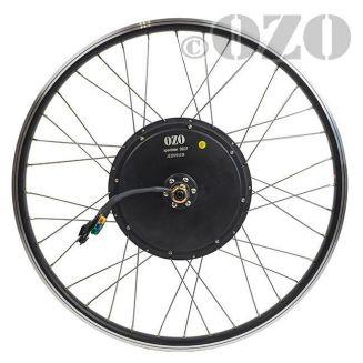 Spoked drive wheel DD27 Speed Rear