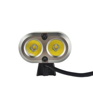 Lampe 2200 Lumens avec batterie Li-ion 8.4V 5.2Ah