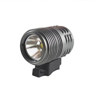 LED lamp 1000 lumens with Li-ion battery 8.4V 2.2Ah