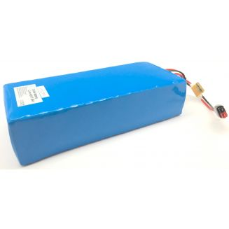 Batterie 48V 17Ah 830Wh PVC Panasonic