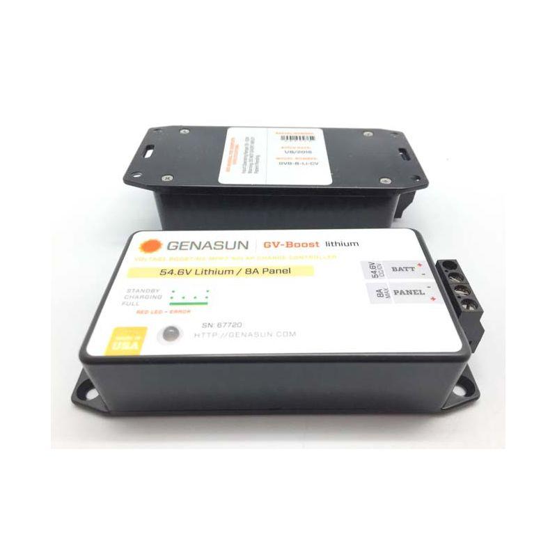 Chargeur solaire boost controller genasun pour batterie lithium de v lo lectrique - Chargeur solaire decathlon ...