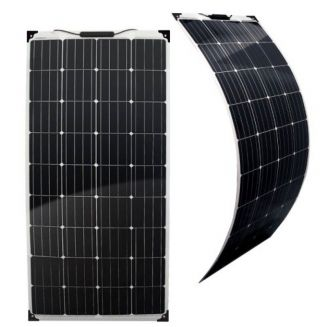 Panneau solaire 12V 150W souple Ecoflex