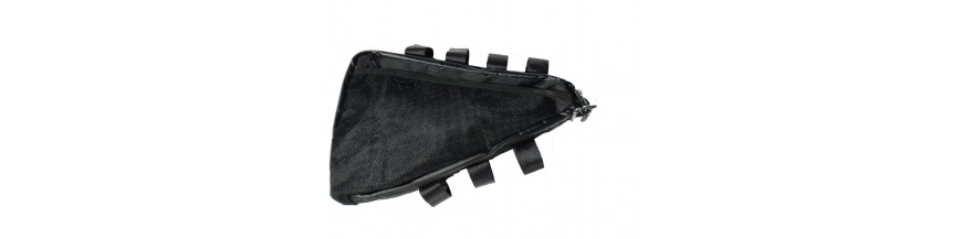 Borstu sacoches de Cadre de v/élo Sacoche de Guidon de v/élo /étanche Cadre de v/élo Sacoche de Tube sup/érieur Sac /à /écran Tactile Accessoires de v/élo de VTT