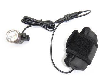 lampe avant 1000 lumens avec batterie li ion 8 4v 2 6ah. Black Bedroom Furniture Sets. Home Design Ideas
